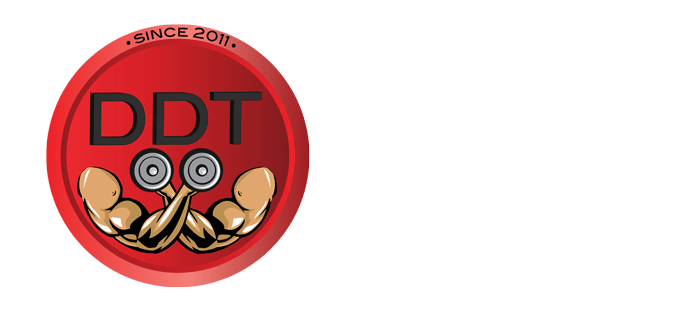 Dynamic Duo Training Horizontal Logo